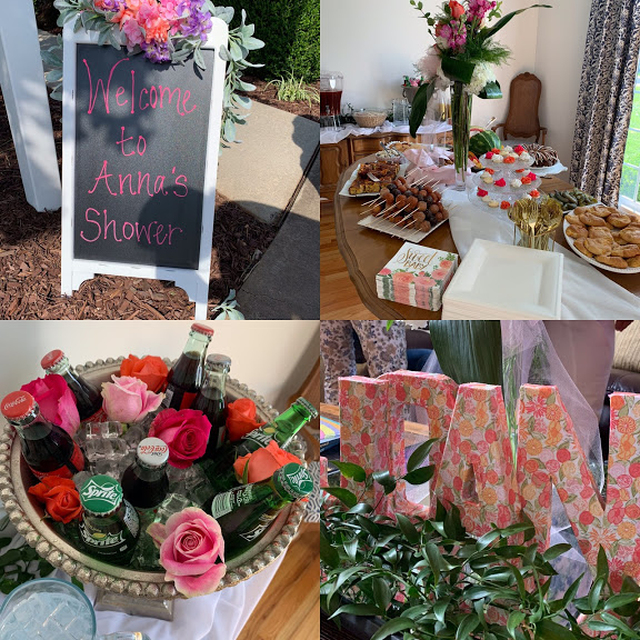 tips for mamas at their baby shower