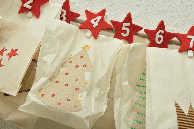 advent calendar for toddlers