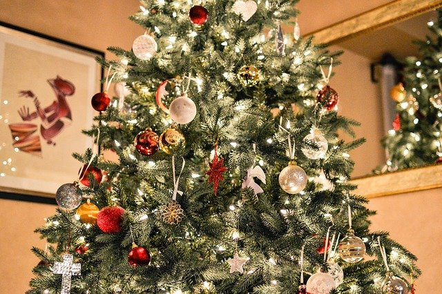 christmas tree ornaments for toddlers