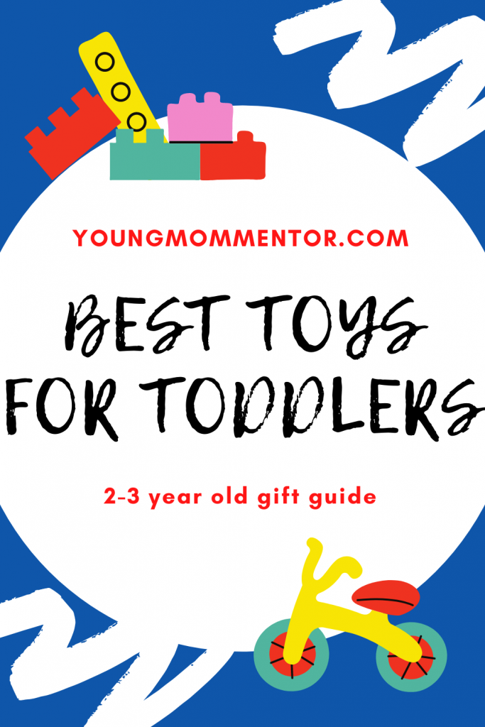 best toys to buy 2 year olds