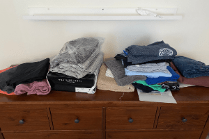 keeping a clean house with kids