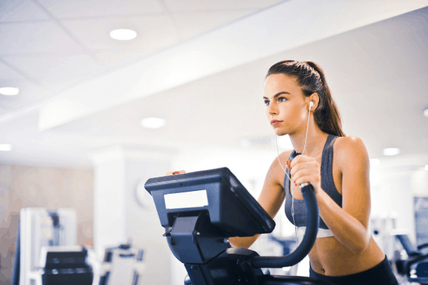 making time to work out as a mom