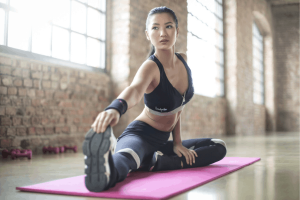 making time to workout as a mama