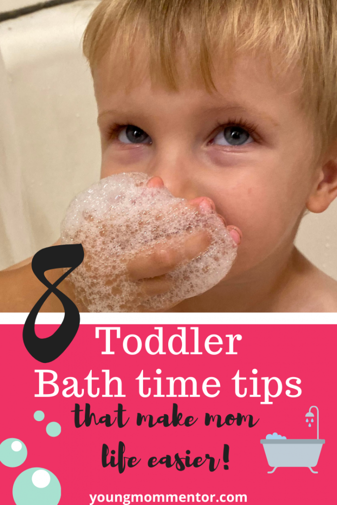 bath time tips and tricks
