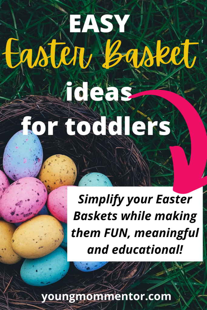 easter basket fillers toddlers will love